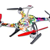 Skin For Blade 350 QX3 Drone – Wet Paint | MightySkins Protective, Durable, and Unique Vinyl Decal wrap cover | Easy To Apply, Remove, and Change Styles | Made in the USA