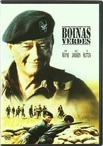 Boinas Verdes [DVD]