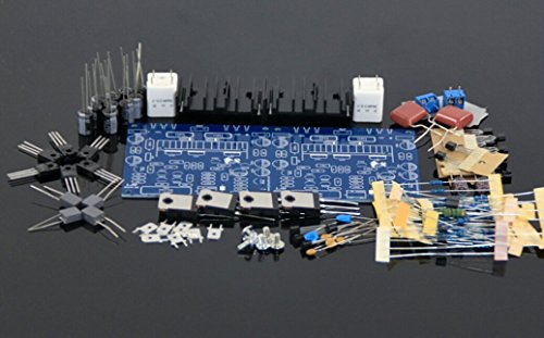 Nobsound® Improved Dual 2.0 channel amplifier board 100W+100W MX50 SE Power amplifier kit