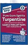 QGT69 Turpentine(Gum) 1QT