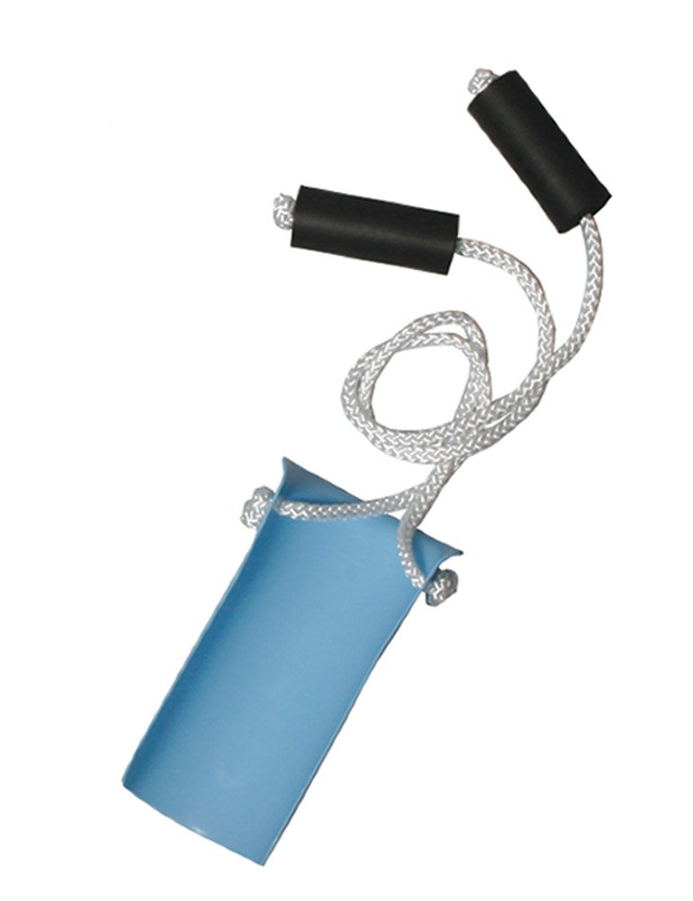 Sock Aid, 2 Cords with Foam