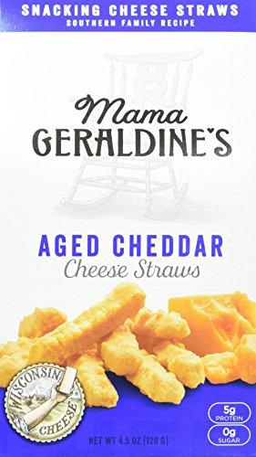 Check expert advices for mama geraldines cheese straws?