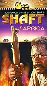 Shaft in Africa [VHS]