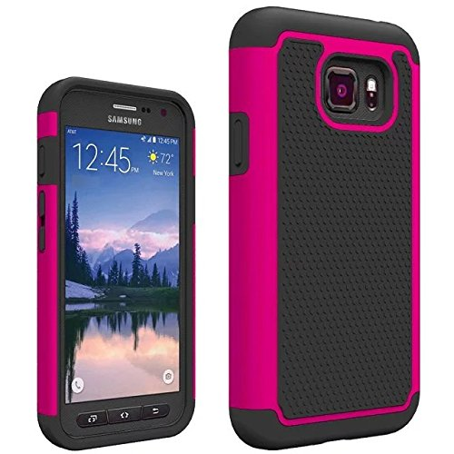 Galaxy S7 Active Case, VPR [Shock Absorption] [Drop Protection] Armor Hybrid Dual...