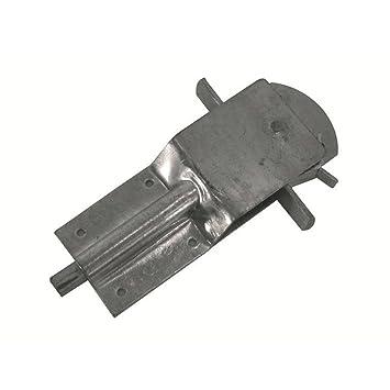 REWWER-TEC/ /Stahl Horn 42er RAL9023/4tlg.