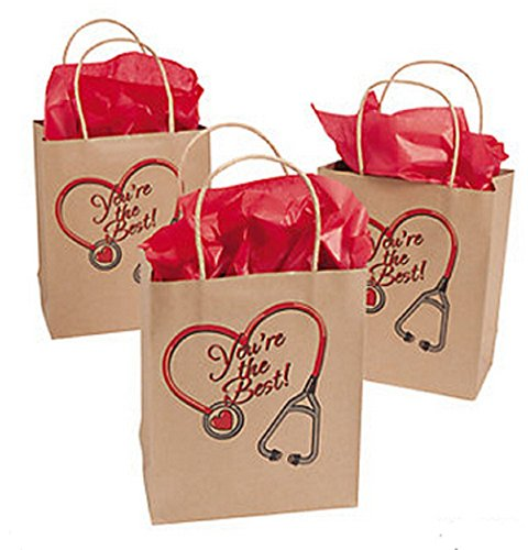 Nurse Craft Bags (1 Dozen) (Original Version)