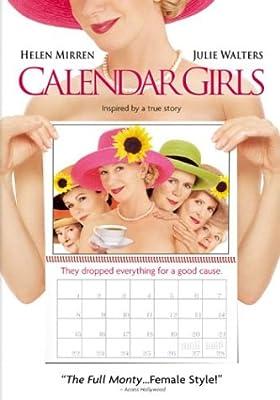 Calendar Girls from Touchstone Home Entertainment