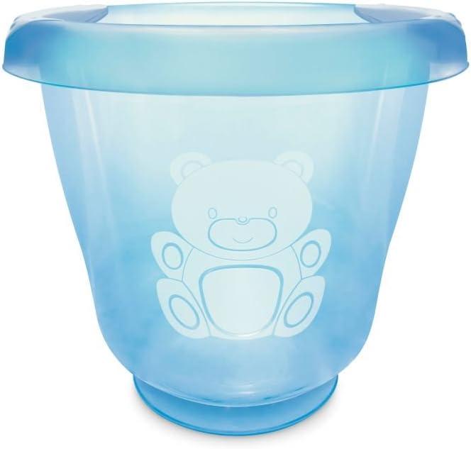 Ofurô para Bebê, Adoleta Bebê, Azul Translúcido