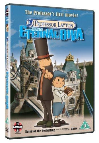 Professor Layton and the Eternal Diva Region 2 by Maki Horikita: Amazon.es: Maki Horikita, Nana Mizuki, Mamiko Noto, Y?? ??izumi, Shiro Saito, Masakazu Hashimoto: Cine y Series TV