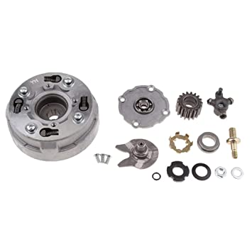 Baosity Semi Automatic Clutch Complete Assembly 17T Engine Parts for