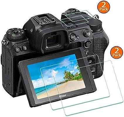 Z6 Z7 protector de pantalla Appliable para Nikon Z7/Z6 cámara ...