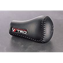 TRD leather-wrapped shift knob 5-speed MT MS204-00004