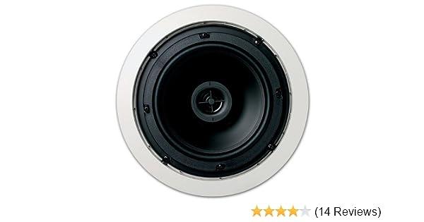 Com Jamo 6 5cs In Ceiling Surround Sound Home Theater Speaker Pair Round Audio