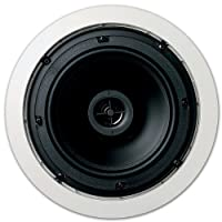 Jamo 2-way 6.5-in In-Ceiling Speaker Pair