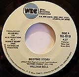 bedtime story / keep you body warm 45 rpm single