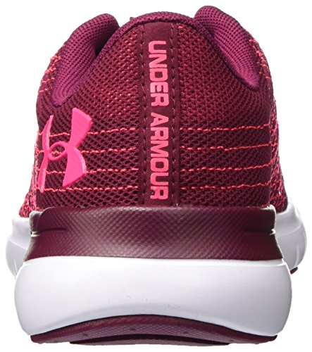 black Under Ua Currant Femme white 3 Thrill Pink W Chaussures De Rouge Armour Running penta HTqHvwSZ