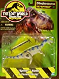 The Lost World Jurassic Park Dilophosaurus Code Name: