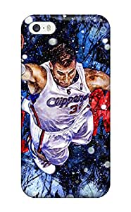 For Iphone 5/5s Tpu Phone Case Cover(blake Griffin)