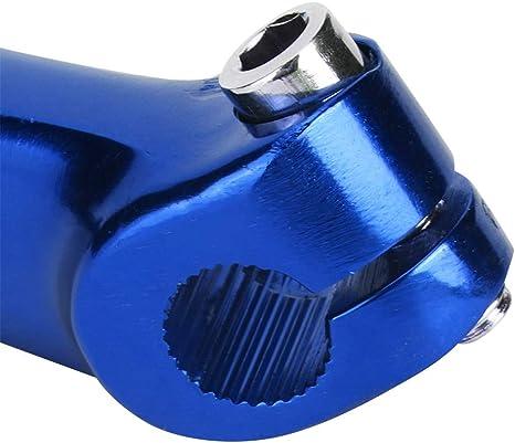 Schalthebel Universal Motorbike Modification Zubehör Cnc Aluminium Alloy Schalthebel 150x65mm Blau Auto