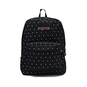 Amazon.com: JanSport Superbreak Backpack (Polka Dots 17523 ...