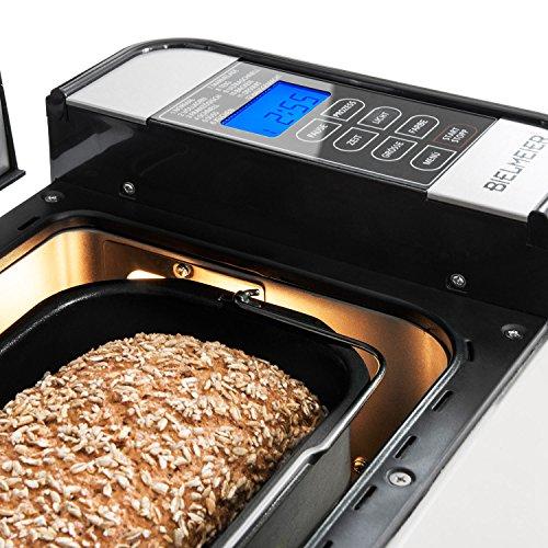 Bielmeier 395000 - Máquina para hacer pan (importado de Alemania): Amazon.es: Hogar
