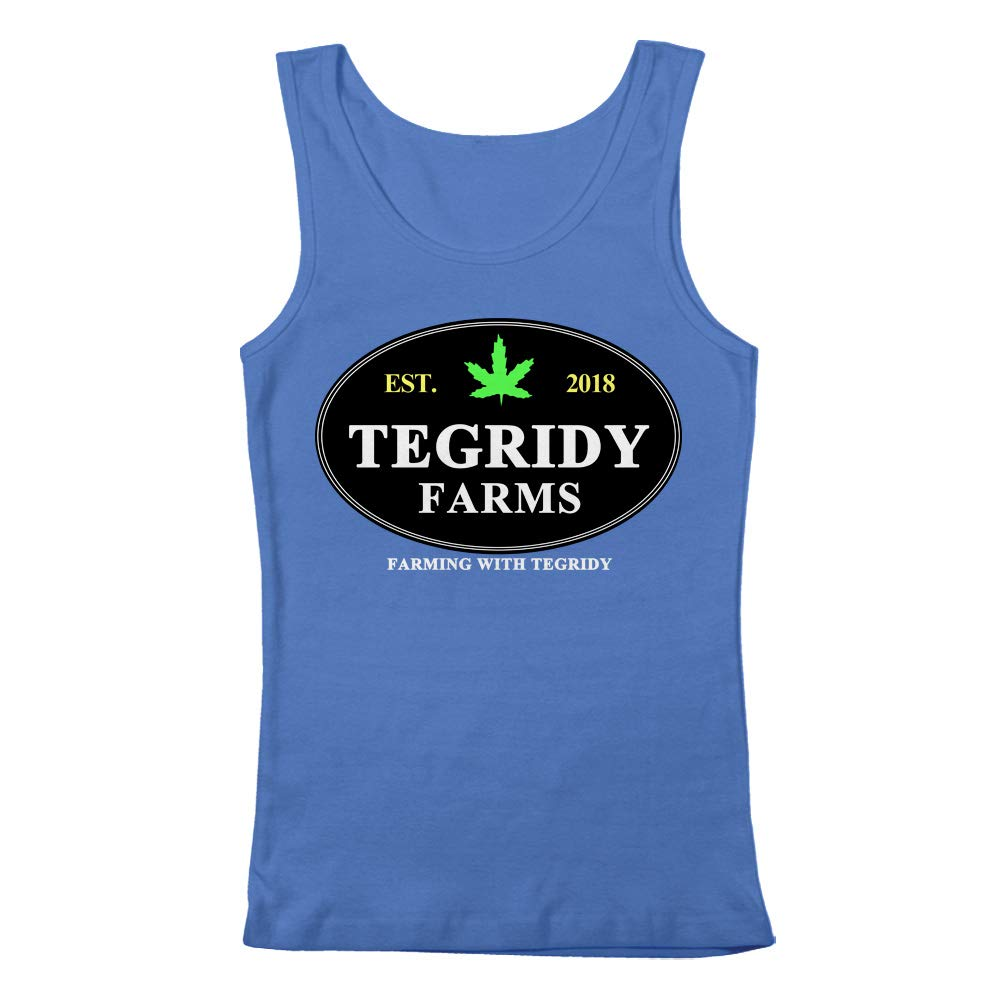 GEEK TEEZ South Park Inspired Tegridy Farms Mens Tank Top