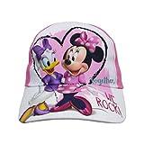 Disney Toddler Minnie Mouse Cotton Baseball Cap - 100% Cotton