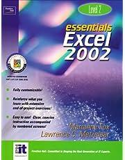 Essentials: Excel 2002 Level 2