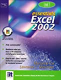 Essentials : Excel 2002 Level 2, Metzelaar, Lawrence and Fox, Marianne B., 0130927651