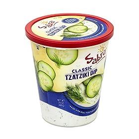 Sabra Tzatziki Cucumber Dill Dip, 24 oz