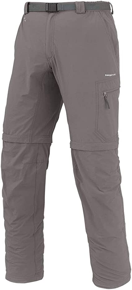 Trangoworld Vils Pant. Largo, Hombre, Marron Bungee, 2XL