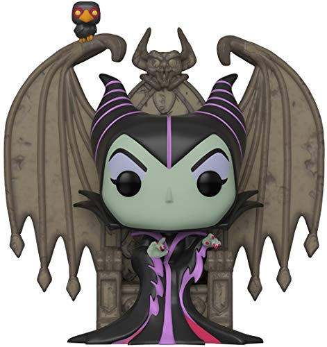 Pop! Deluxe Villains- Maleficent onThrone