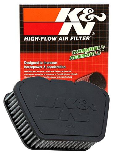 K&N YA-1307 Yamaha High Performance Replacement Air Filter