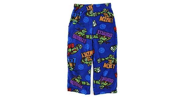 Amazon.com: Boys de forro polar pantalones de pijama de las ...