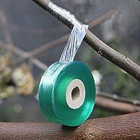 Afwerkingstape, 2 stuks, transparant pijpband, voetafdrukken, elastische band, vochtbarrière, plant, reparatie, tuin…
