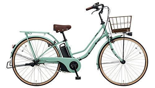 Panasonic(パナソニック) 2018年モデル ティモI 26インチ BE-ELTA63 電動アシスト自転車 専用充電器付 B078K5J218 マットミスティグリーン マットミスティグリーン