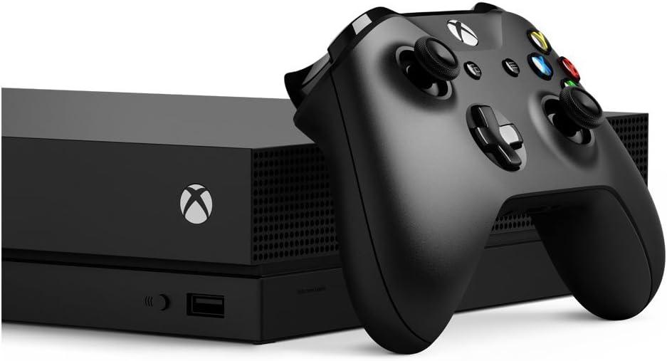 Amazon com: Xbox One X 1TB Console (Discontinued): Video Games