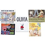 Constructive Playthings BOK-107 Caldecott Medal Books of 5 Hardcover Titles, Grade: Kindergarten to 3, Set of 1
