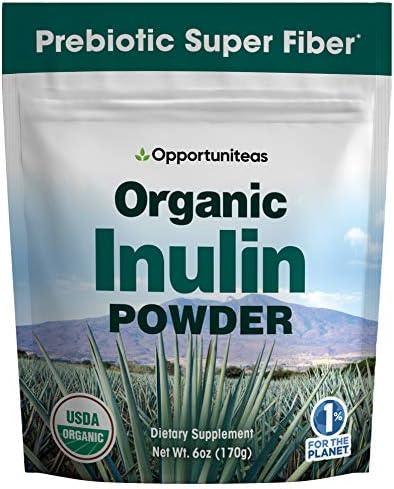 Organic Inulin Powder Prebiotic Regularity product image