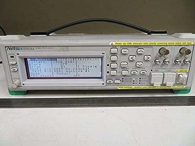 Anritsu MP1656A w/ Option 01, 21 Portable STM-16 Analyzer FW29