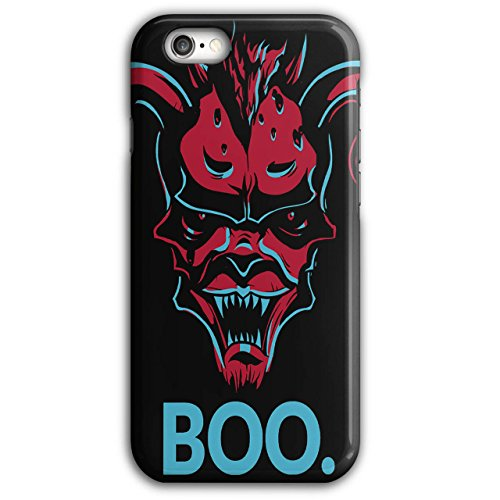 Boo Scary Funny Horror Satanic iPhone 6 Plus / 6S Plus Case | Wellcoda - Scully Mulder Costume