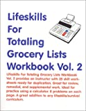 Lifeskills for Totaling Grocery Lists, Skarlinski, Robert W., 1585320951