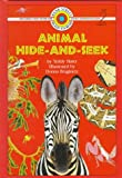 Animal Hide-and-Seek, Teddy Slater, 0836817605