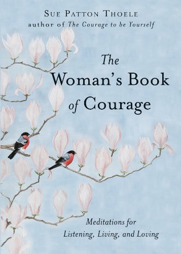 Womans Book Courage Meditations Empowerment ebook product image