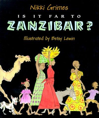 Download Is It Far to Zanzibar?: Poems About Tanzania pdf epub