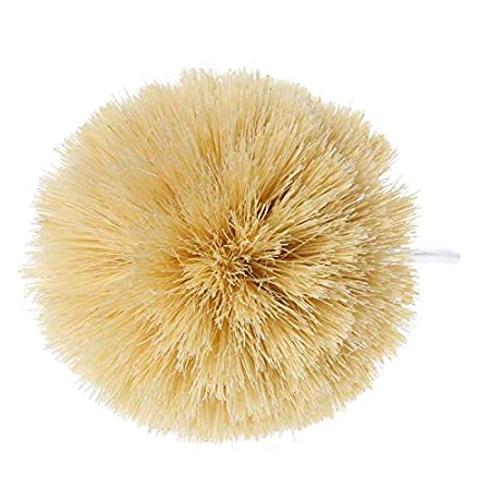 Maslin New Arrival Deburring Sisal Wire Brush Head Polishing Grinding Buffing Mushroom Wheel Shank Support