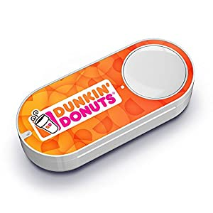 Dunkin' Donuts Dash Button from Amazon