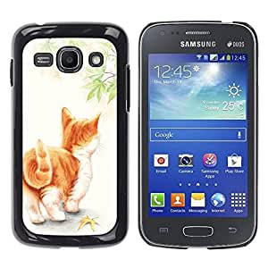 Dragon Case - FOR Samsung Galaxy Ace 3 - the best love - Caja protectora de pl??stico duro de la cubierta Dise?¡Ào Slim Fit