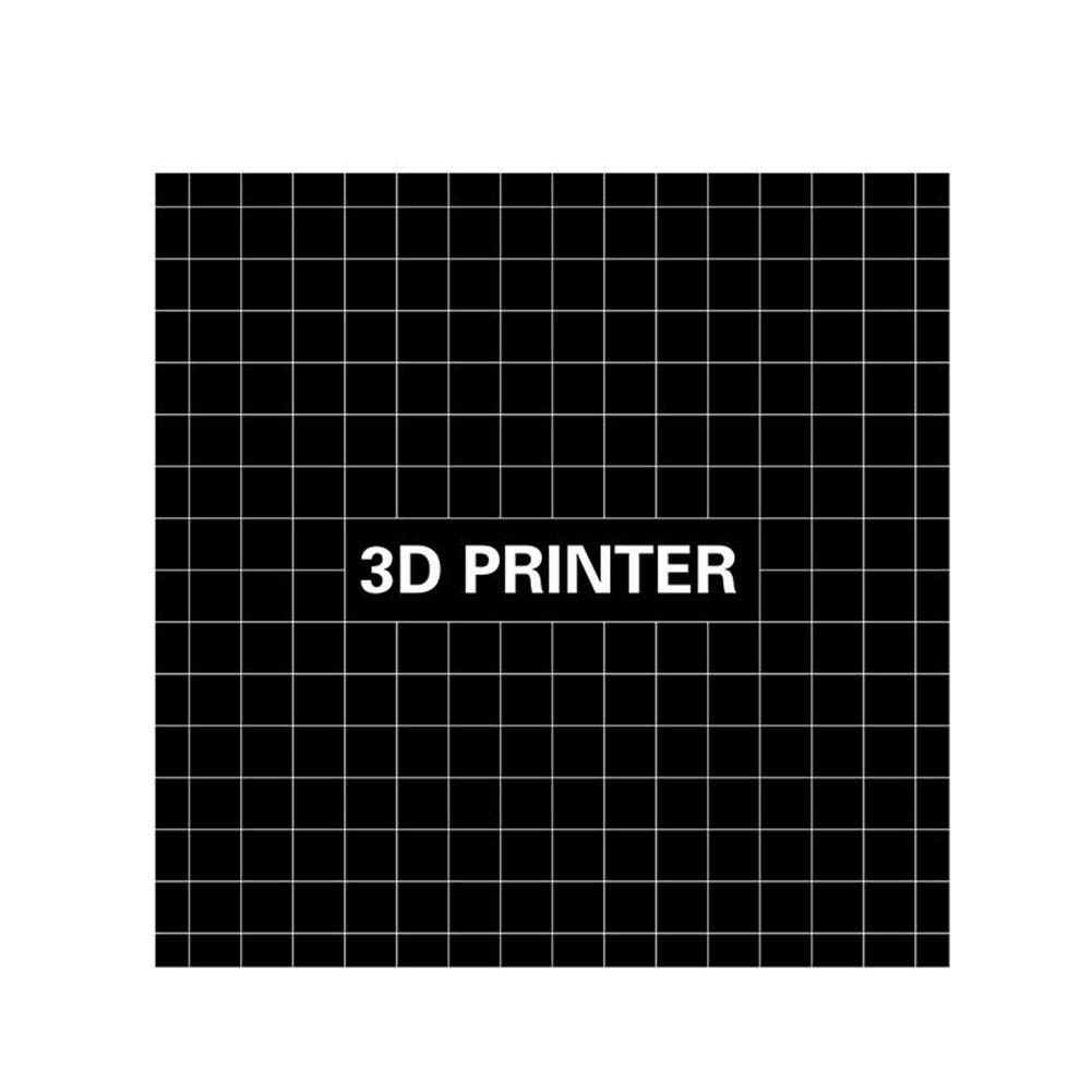 ROKOO Impresora 3D Build Plate Heat Paper Reutilizable Plataforma ...