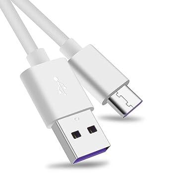 SHUNYUS Cable del Cargador Tipo C De USB-C Cable del ...